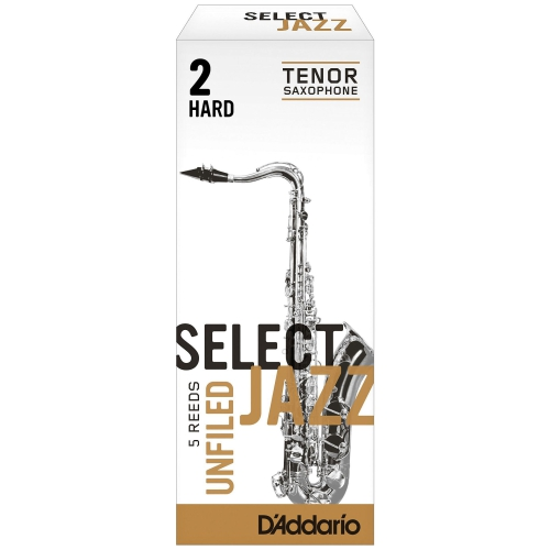Select Jazz Unfiled Tenorsax Paket 5 Stück