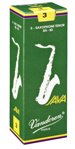 Vandoren JAVA Tenorsax One Reed