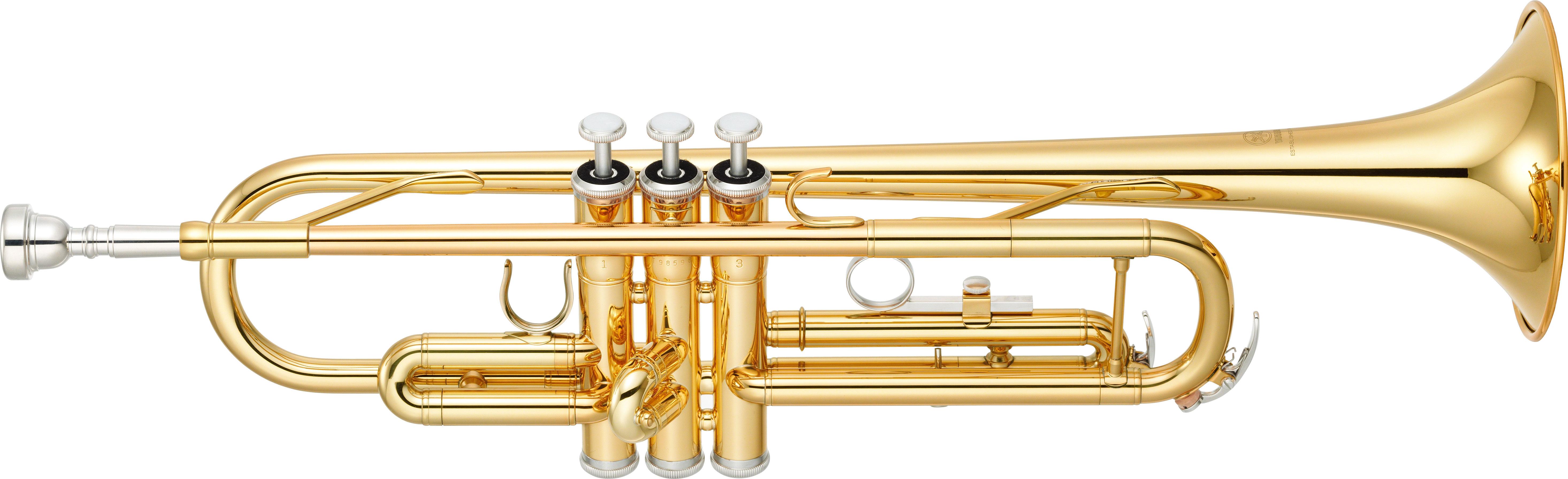 Trompette Yamaha Ytr