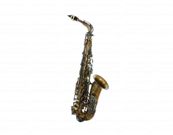 Expression  Altosaxophone X - Old  Unlacquered