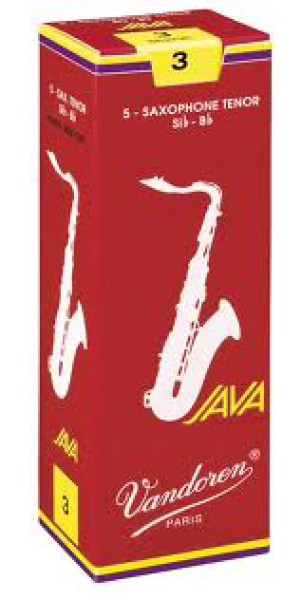 Vandoren JAVA RED Tenorsax One Reed